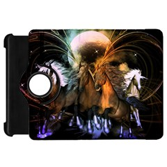 Wonderful Horses In The Universe Kindle Fire HD Flip 360 Case
