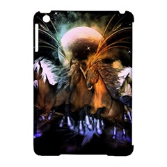 Wonderful Horses In The Universe Apple iPad Mini Hardshell Case (Compatible with Smart Cover)
