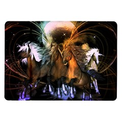 Wonderful Horses In The Universe Samsung Galaxy Tab 10 1  P7500 Flip Case