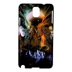 Wonderful Horses In The Universe Samsung Galaxy Note 3 N9005 Hardshell Case
