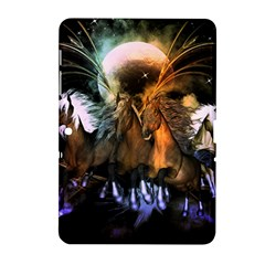 Wonderful Horses In The Universe Samsung Galaxy Tab 2 (10.1 ) P5100 Hardshell Case