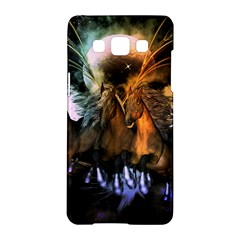 Wonderful Horses In The Universe Samsung Galaxy A5 Hardshell Case