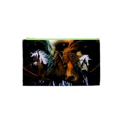 Wonderful Horses In The Universe Cosmetic Bag (xs)
