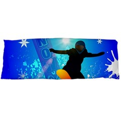 Snowboarding Body Pillow Cases Dakimakura (Two Sides)