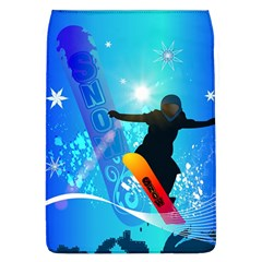 Snowboarding Flap Covers (L)
