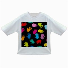 All Over Hands Infant/toddler T Shirts
