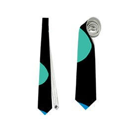 All Over Hands Neckties (two Side)