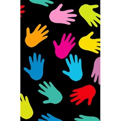 All Over Hands 5.5  x 8.5  Notebooks