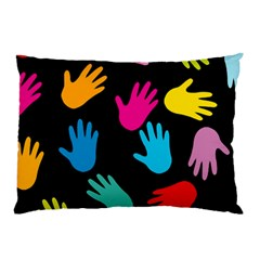 All Over Hands Pillow Cases (Two Sides)