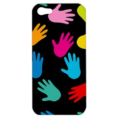 All Over Hands Apple iPhone 5 Hardshell Case