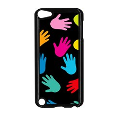 All Over Hands Apple iPod Touch 5 Case (Black)