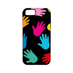All Over Hands Apple iPhone 5 Classic Hardshell Case (PC+Silicone)