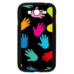 All Over Hands Samsung Galaxy Grand DUOS I9082 Case (Black)