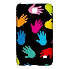 All Over Hands Samsung Galaxy Tab 4 (7 ) Hardshell Case