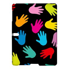 All Over Hands Samsung Galaxy Tab S (10.5 ) Hardshell Case