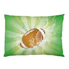 American Football  Pillow Cases