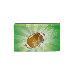 American Football  Cosmetic Bag (Small)