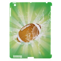 American Football  Apple iPad 3/4 Hardshell Case (Compatible with Smart Cover)
