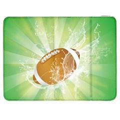 American Football  Samsung Galaxy Tab 7  P1000 Flip Case
