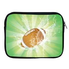 American Football  Apple iPad 2/3/4 Zipper Cases
