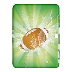 American Football  Samsung Galaxy Tab 4 (10.1 ) Hardshell Case