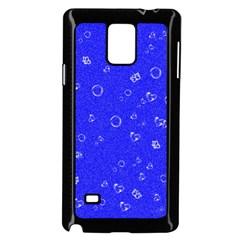 Sweetie Blue Samsung Galaxy Note 4 Case (black)
