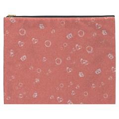 Sweetie Peach Cosmetic Bag (XXXL)