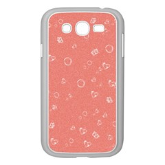 Sweetie Peach Samsung Galaxy Grand DUOS I9082 Case (White)