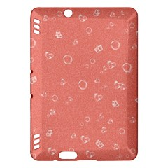 Sweetie Peach Kindle Fire HDX Hardshell Case