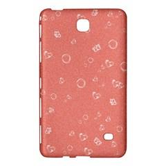 Sweetie Peach Samsung Galaxy Tab 4 (8 ) Hardshell Case