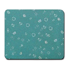 Sweetie Soft Teal Large Mousepads