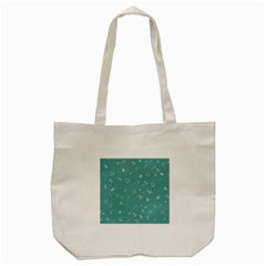 Sweetie Soft Teal Tote Bag (Cream)