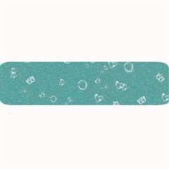 Sweetie Soft Teal Large Bar Mats