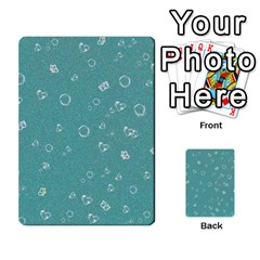 Sweetie Soft Teal Multi-purpose Cards (Rectangle)