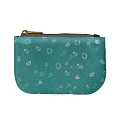 Sweetie Soft Teal Mini Coin Purses