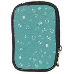 Sweetie Soft Teal Compact Camera Cases