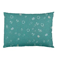 Sweetie Soft Teal Pillow Cases (Two Sides)