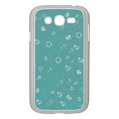 Sweetie Soft Teal Samsung Galaxy Grand DUOS I9082 Case (White)