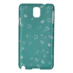 Sweetie Soft Teal Samsung Galaxy Note 3 N9005 Hardshell Case