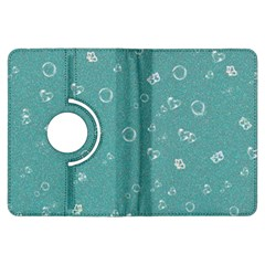Sweetie Soft Teal Kindle Fire HDX Flip 360 Case