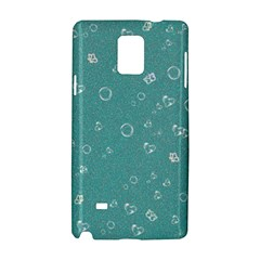 Sweetie Soft Teal Samsung Galaxy Note 4 Hardshell Case