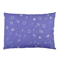 Sweetie Soft Blue Pillow Cases (two Sides)