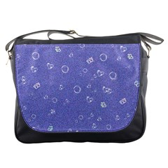 Sweetie Soft Blue Messenger Bags
