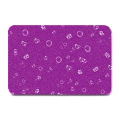 Sweetie,purple Plate Mats