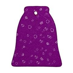 Sweetie,purple Ornament (Bell)