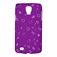 Sweetie,purple Galaxy S4 Active