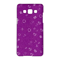 Sweetie,purple Samsung Galaxy A5 Hardshell Case