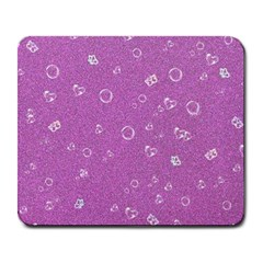 Sweetie,pink Large Mousepads