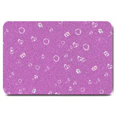 Sweetie,pink Large Doormat