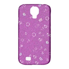 Sweetie,pink Samsung Galaxy S4 Classic Hardshell Case (PC+Silicone)